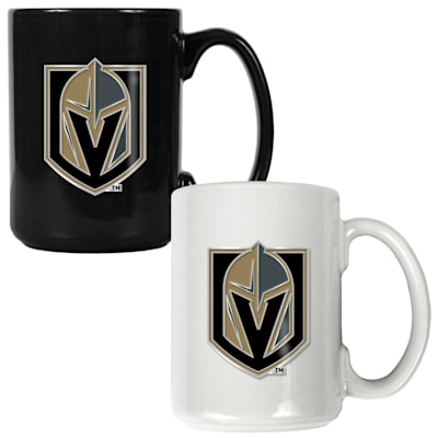 (Veges Golden Knights 15 oz Ceramic Mug Gift Set)