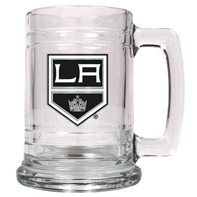 (LA Kings 15 OZ Classic Glass Mug)
