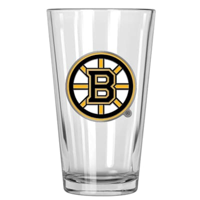 (Boston Bruins 16oz Pint Glass)