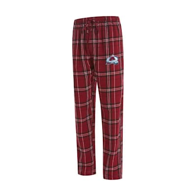 (Hillstone Flannel Pant Colorado Avalanche - Adult)