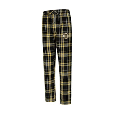 (Hillstone Flannel Pant Boston Bruins - Adult)