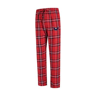 (Hillstone Flannel Pant Washington Capitals - Adult)