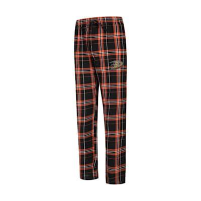 (Hillstone Flannel Pant Anaheim Ducks - Adult)