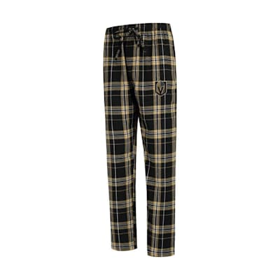 (Hillstone Flannel Pant Vegas Golden Knights - Adult)