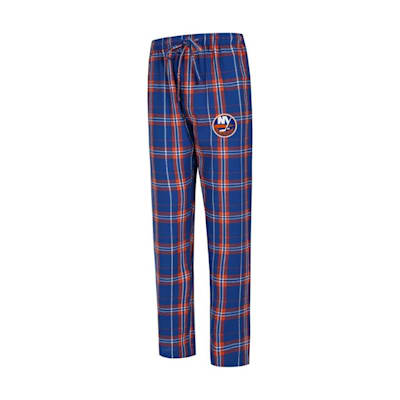 (Hillstone Flannel Pant New York Islanders - Adult)
