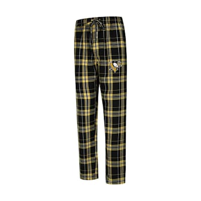 (Hillstone Flannel Pant Pittsburgh Penguins - Adult)