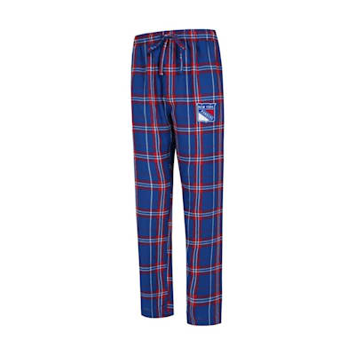 (Hillstone Flannel Pant New York Rangers - Adult)