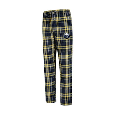 (Hillstone Flannel Pant Buffalo Sabres - Adult)