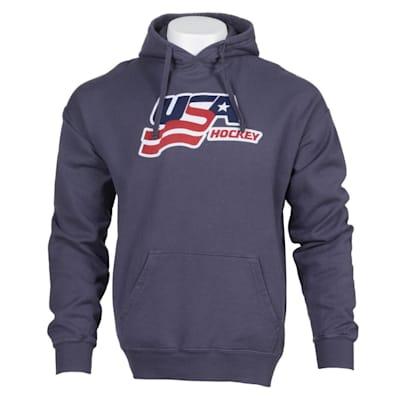 (USA Hockey Comfort Hoodie - Adult)