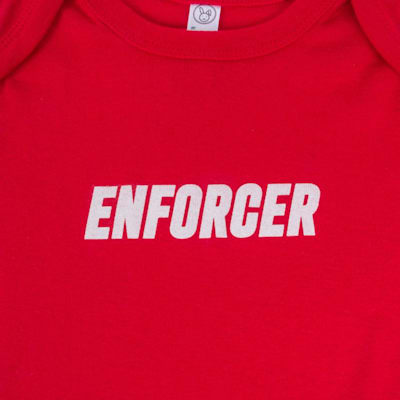 Graphic (Enforcer Baby Onesie - Infant)
