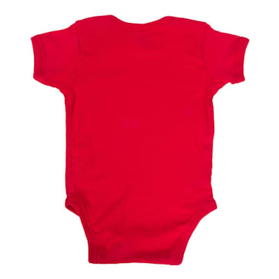 Back (Enforcer Baby Onesie - Infant)