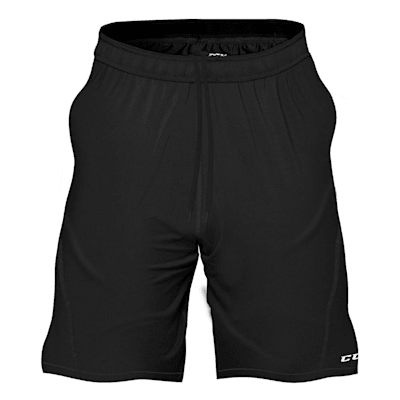 (CCM Performance Loose Fit Athletic Shorts - Adult)
