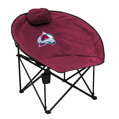 (Logo Brands Colorado Avalanche Squad Chair)