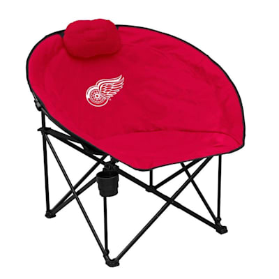 (Logo Brands Detroit Red Wings Squad Chair)