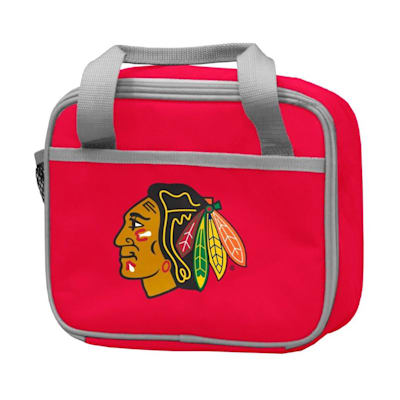 (Logo Brands Chicago Blackhawks Lunchbox)