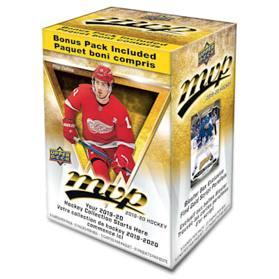 (Upper Deck NHL 2019-20 MVP Blaster Box)