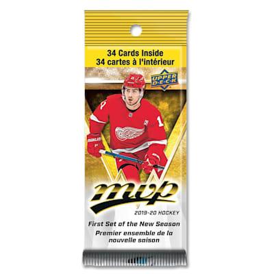(Upper Deck MVP 19-20 NHL Cards - Fat Pack)