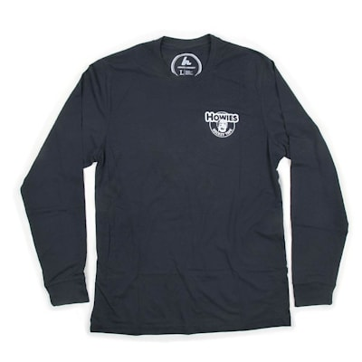 Front (Howies Lake Superior Long Sleeve Tee - Adult)