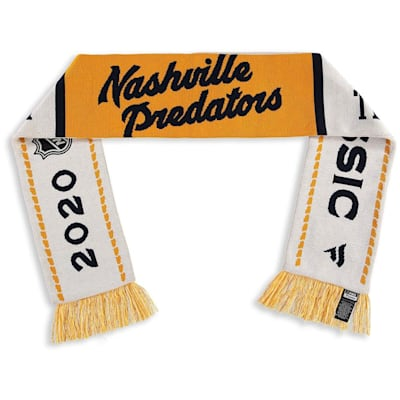 (Fanatics Nashville Predators 2020 Winter Classic Team Scarf)