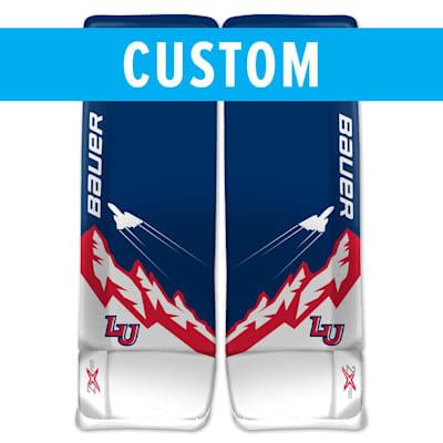 Bauer True Design Custom Vapor 2X Pro Goalie Leg Pads