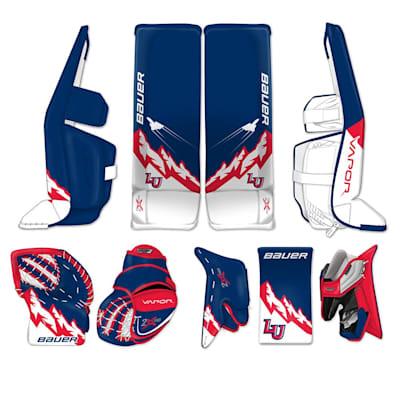 (Bauer True Design Custom Vapor 2X Pro Goalie Leg Pads - Senior)