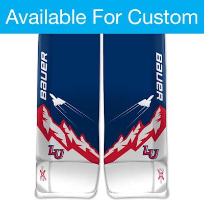 (Bauer Digi-Print Custom Vapor 2X Pro Goalie Leg Pads - Senior)