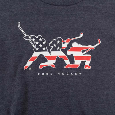 Graphic (Pure Hockey The 4th Tee - 2019 - Youth)