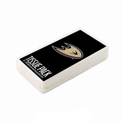 (Anaheim Ducks NHL Tissue Packet)