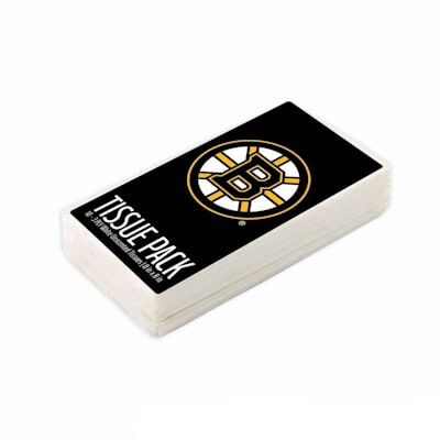 (Boston Bruins NHL Tissue Packet)