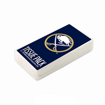 (Buffalo Sabres NHL Tissue Packet)