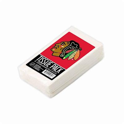 (Chicago Blackhawks NHL Tissue Packet)