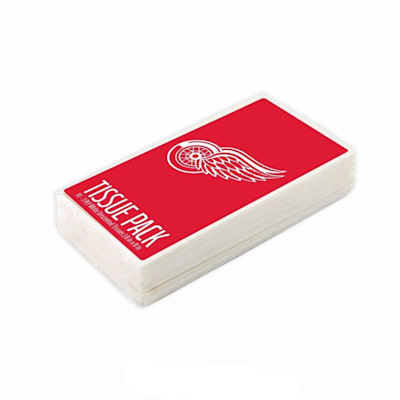 (Detroit Red Wings NHL Tissue Packet)