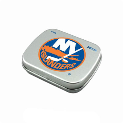(NHL Breath Mints Tin - New York Islanders)