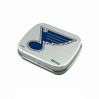 (NHL Breath Mints Tin - St. Louis Blues)