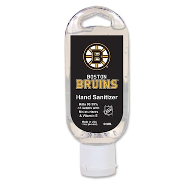 (NHL Hand Sanitizer 1.5oz - Boston Bruins)