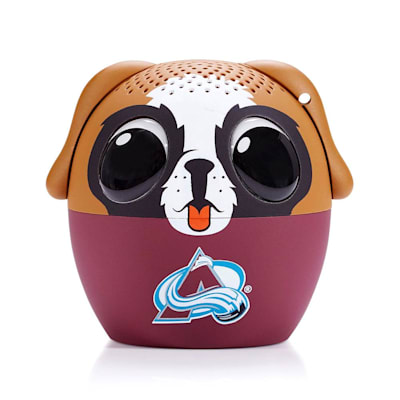 (NHL Bitty Boomers Bluetooth Speaker - Colorado Avalanche)