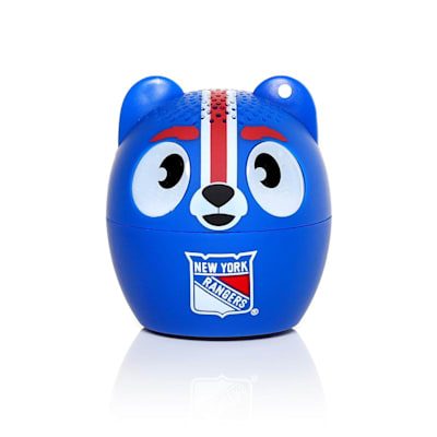 (NHL Bitty Boomers Bluetooth Speakers - New York Rangers)