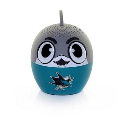(NHL Bitty Boomers Bluetooth Speakers - San Jose Sharks)