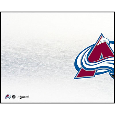 (Frameworth Colorado Avalanche 8x10 Dry Erase Plaque)