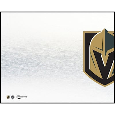 (Frameworth Vegas Golden Knights 8x10 Dry Erase Plaque)