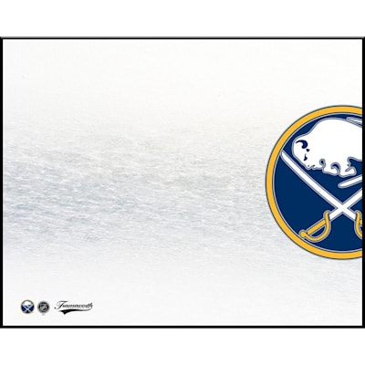 (Frameworth Buffalo Sabres 8x10 Dry Erase Plaque)