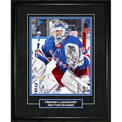 (Frameworth New York Rangers 8x10 Player Frame - Henrik Lundqvist)