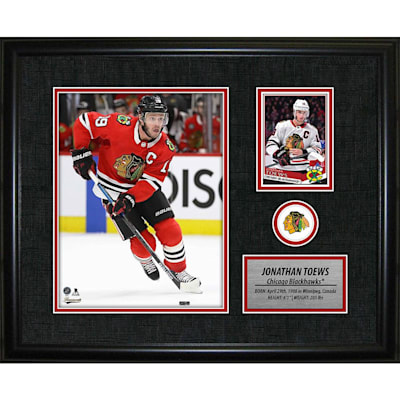 (Frameworth Chicago Blackhawks Photocard Frame - Jonathan Toews)