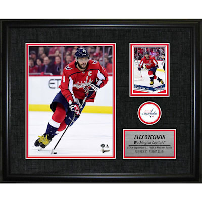 (Frameworth Washington Capitals Photocard Frame - Alexander Ovechkin)