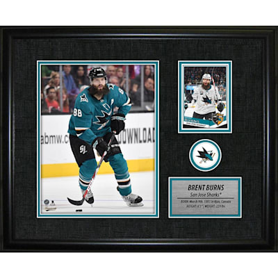 (Frameworth San Jose Sharks Photocard Frame - Brent Burns)