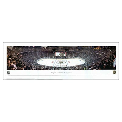(Frameworth Vegas Golden Knights Panoramic Picture)