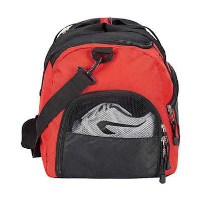 (Chicago Blackhawks District Duffle Bag)