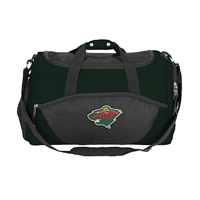 (Minnesota Wild District Duffle Bag)