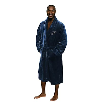 (St. Louis Blues Silk Touch Robe)