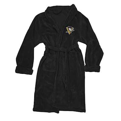 (Pittsburgh Penguins Silk Touch Robe)